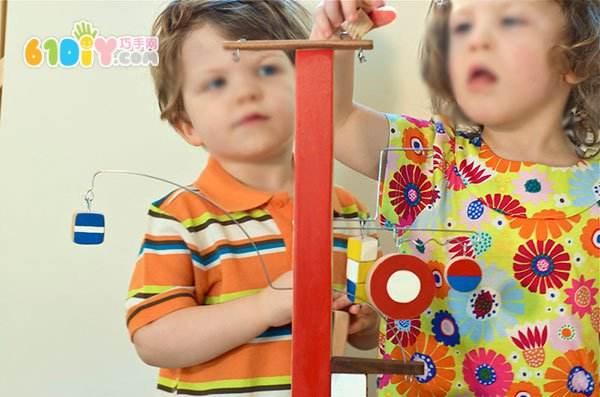 合作竞争:玩具创意比拼